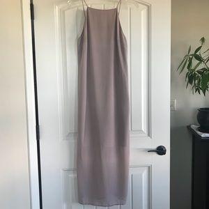 ASOS Dresses - NWT ASOS High Neck Midi Dress